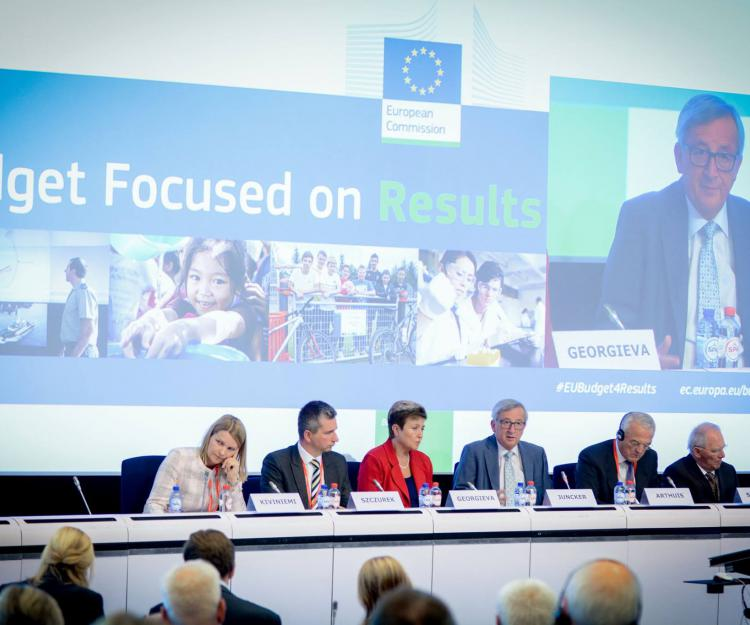EU Budget Focused on Results